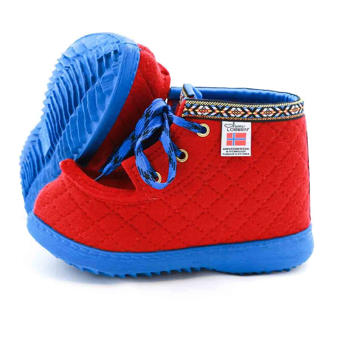 Nesna shoes original red adult