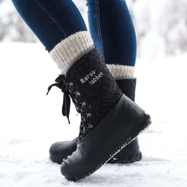 Bilde av Skoovertrekk, Vanntette gummitrekk til sko
